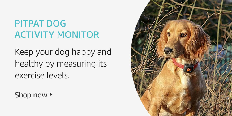 Amazon Launchpad: Pitpat Dog Activity Monitor