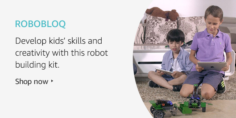 Amazon Launchpad: Robobloq