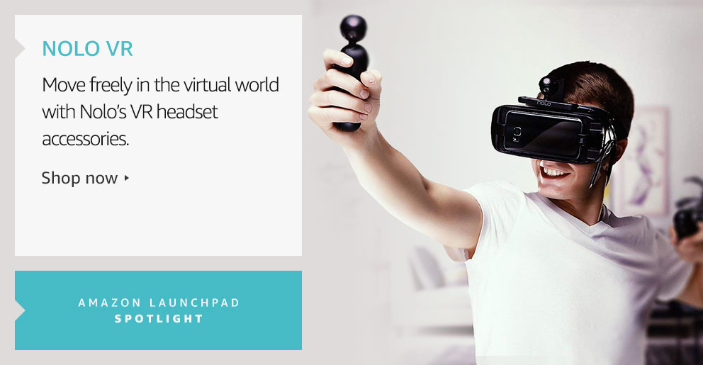 Amazon Launchpad: Nolo VR