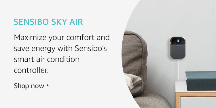 Amazon Launchpad: Sensibo Sky Air