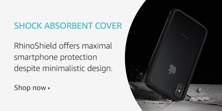 Amazon Launchpad: Rhino Shield Shock Absorbent Cover
