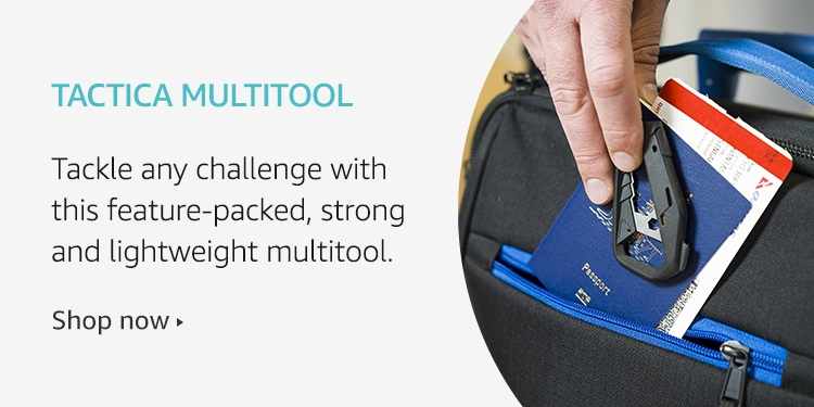 Amazon Launchpad: Tactica Multitool