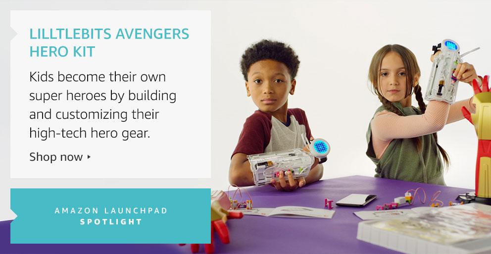Lilltlebits Avengers hero kit
