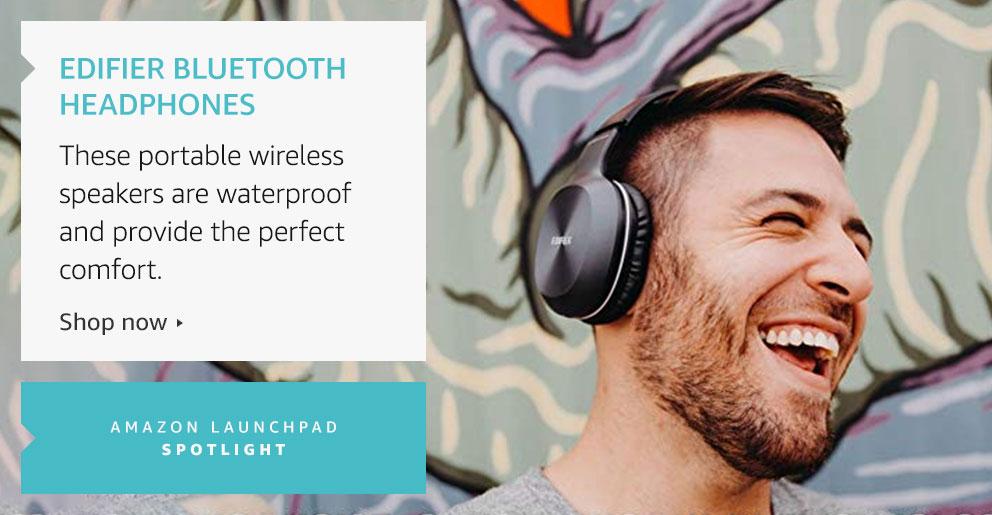 Amazon Launchpad: Edifier Bluetooth Headphones