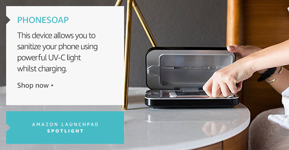 Amazon Launchpad: PhoneSoap