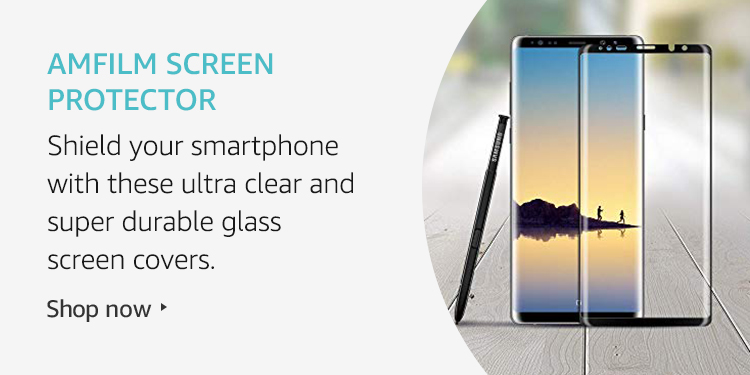 Amazon Launchpad: amFilm Screen Protector