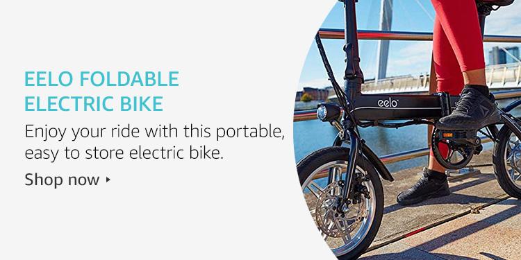Eelo Foldable Electric Bike
