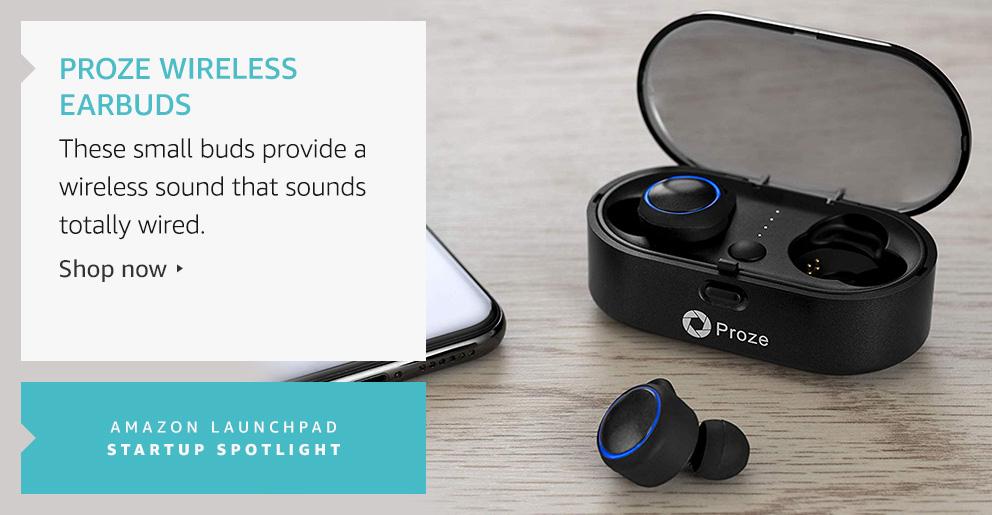 Proze Wireless Earbuds