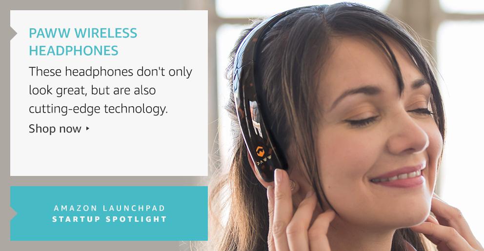 Paww Wireless Headphones
