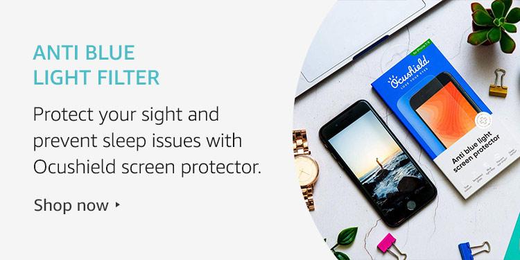 Anti Blue Light filter