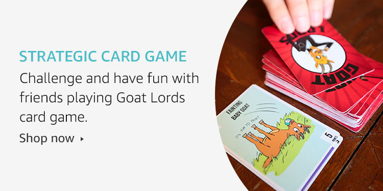 Strategic card game