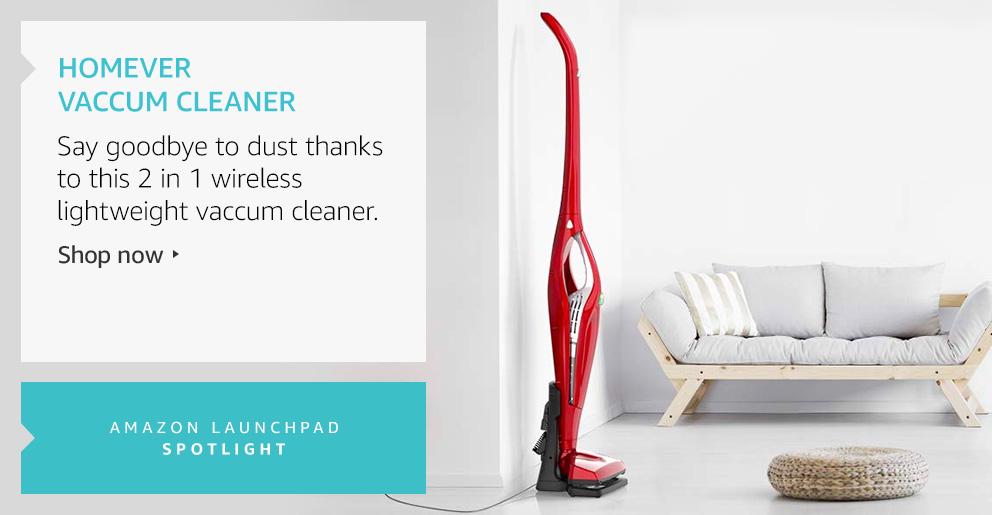 Homever Vaccum Cleaner