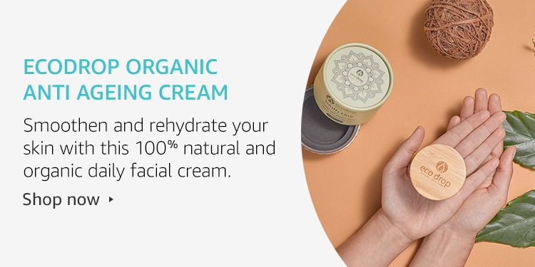 Ecodrop Organic Anti Ageing Cream
