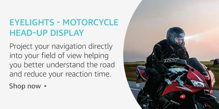 EyeLights - Motorcycle Head-Up Display