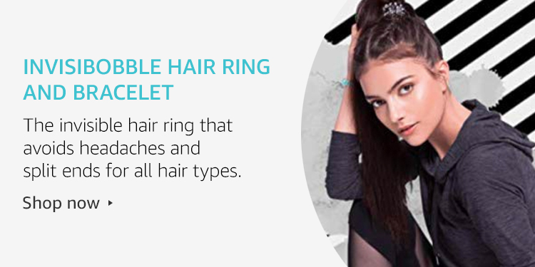 Invisibobble Hair Ring and Bracelet