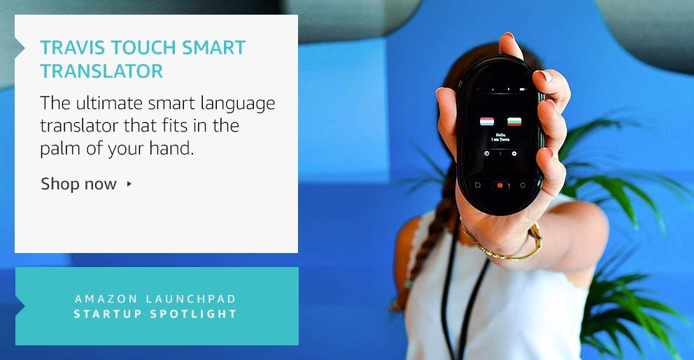 Travis Touch Smart Translator