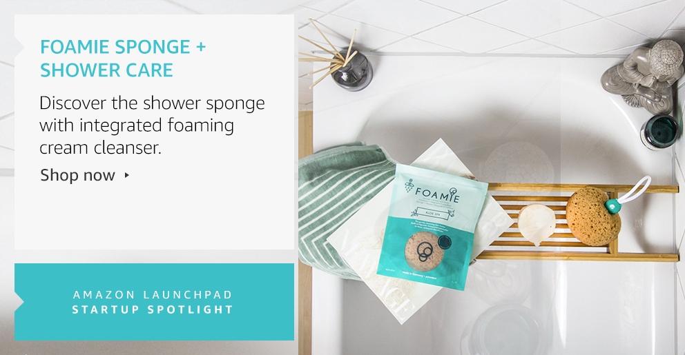 Foamie Sponge + Shower Care