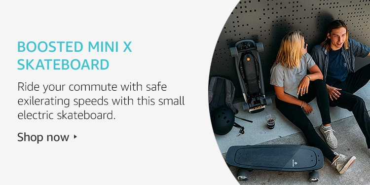 Boosted Mini X Skateboard