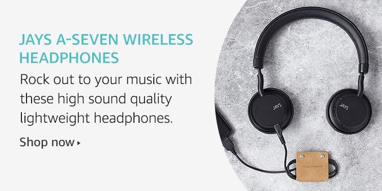 Jays a-Seven Wireless headphones