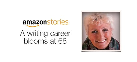 A writing career blooms at 68