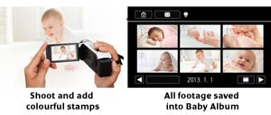Capture the magic moments in your child's growth