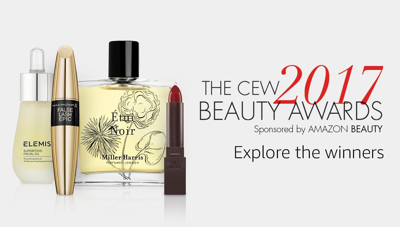 The CEW 2017 Beauty Awards