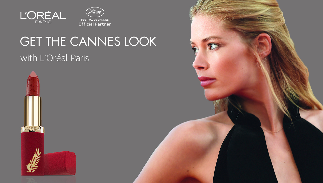 Get the Cannes look