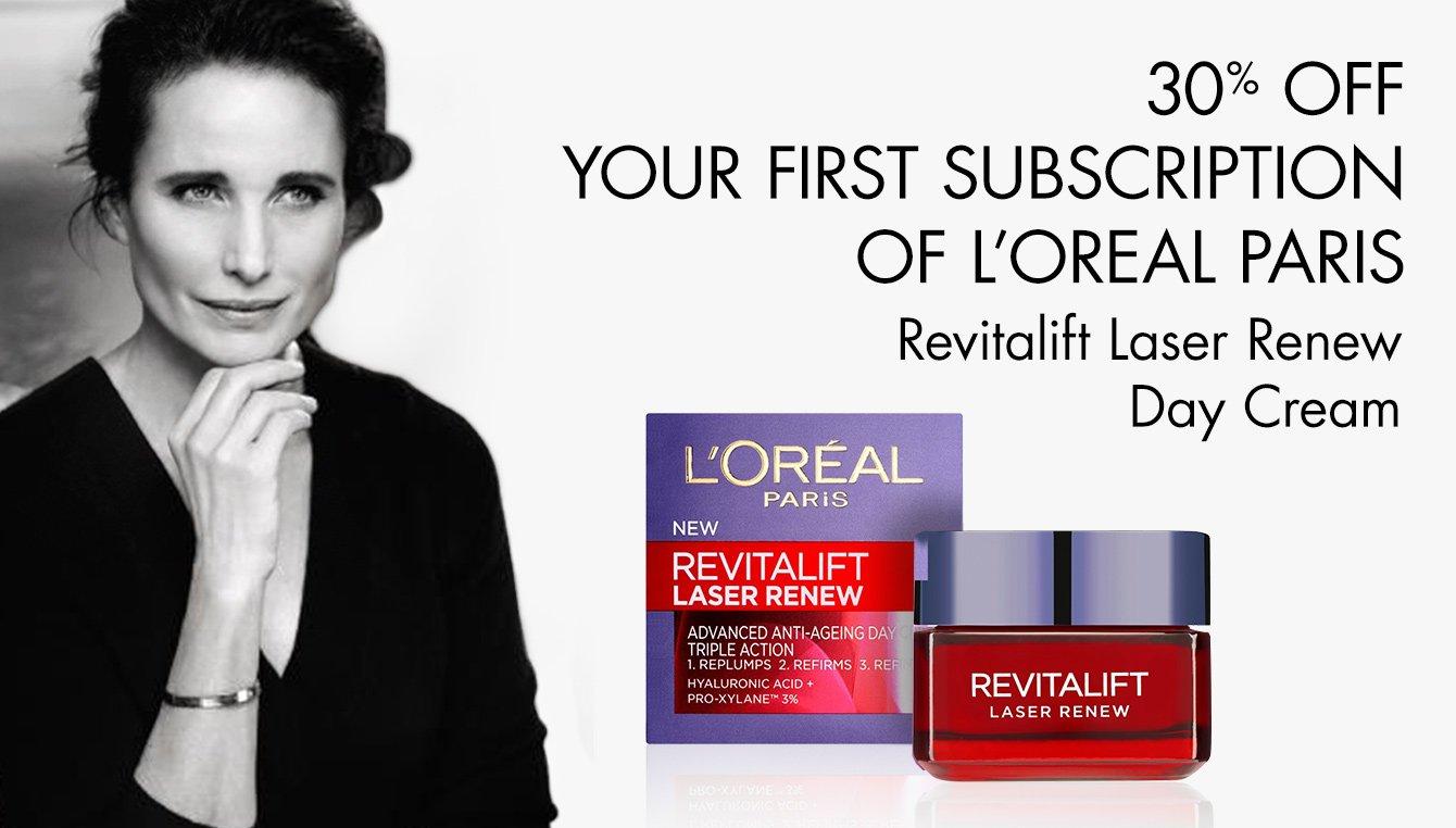 loreal laser renew