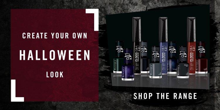 Create your own Halloween Look