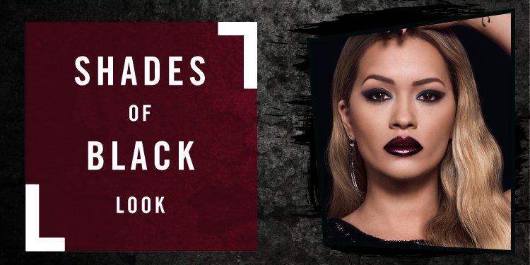 Shades of Black Look