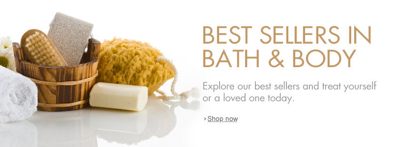 Bath and Body Best Sellers