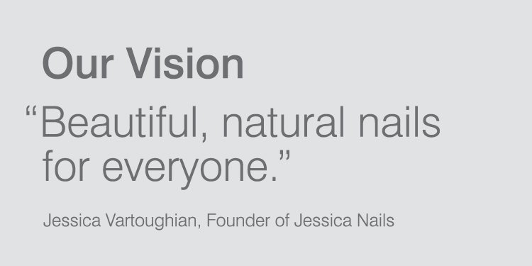 Beautiful, natural nails for everyone