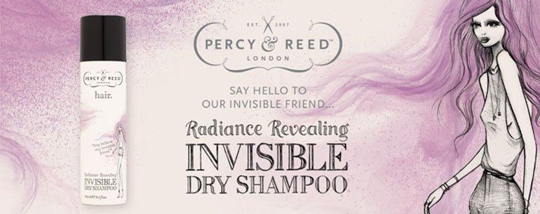 Percy & Reed Radiance Revealing Invisible Dry Shampoo