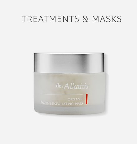 Treatments and Masks