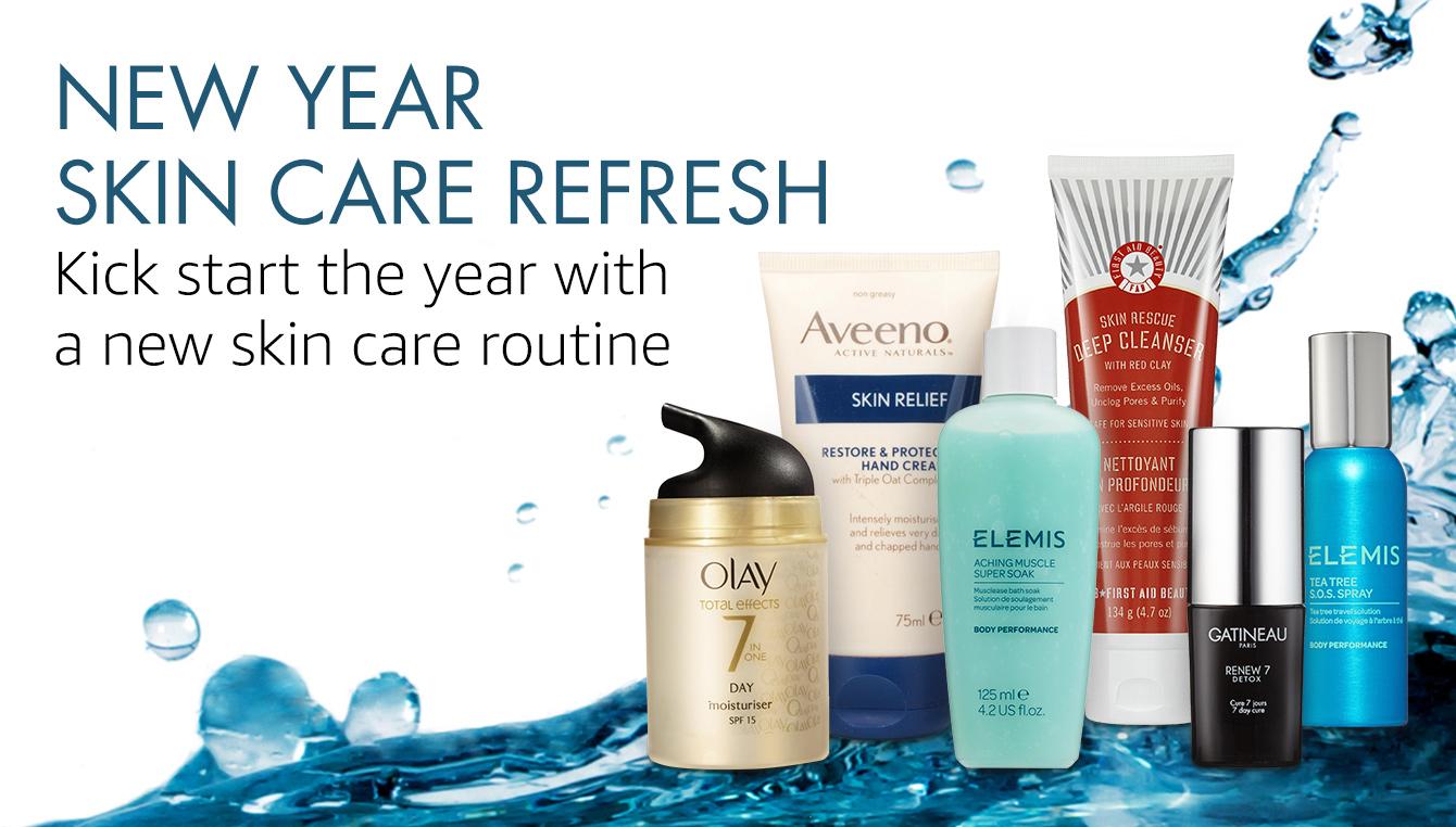 skin care refresh
