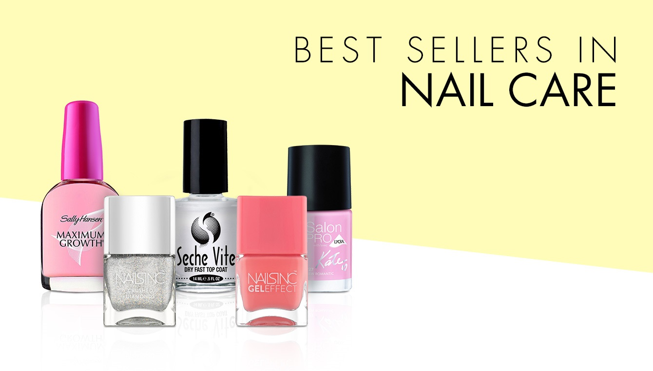 best sellers in nail care