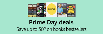 Prime Day deals: Save up to 30% on books bestsellers