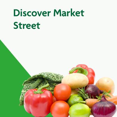 Market Street merch ad