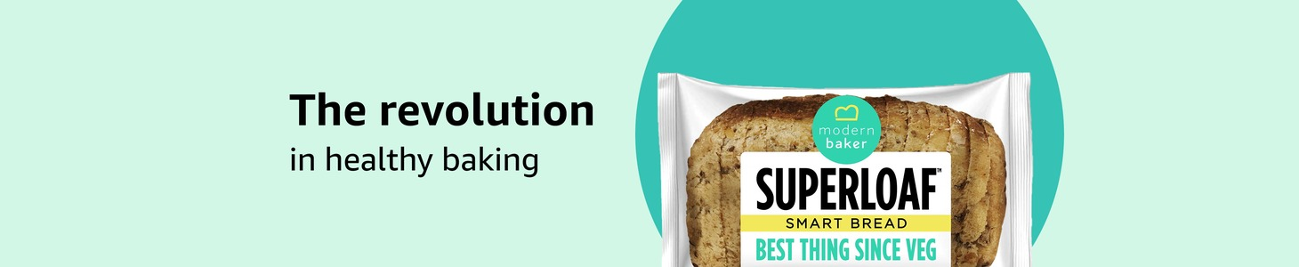 The revolution in healthy baking