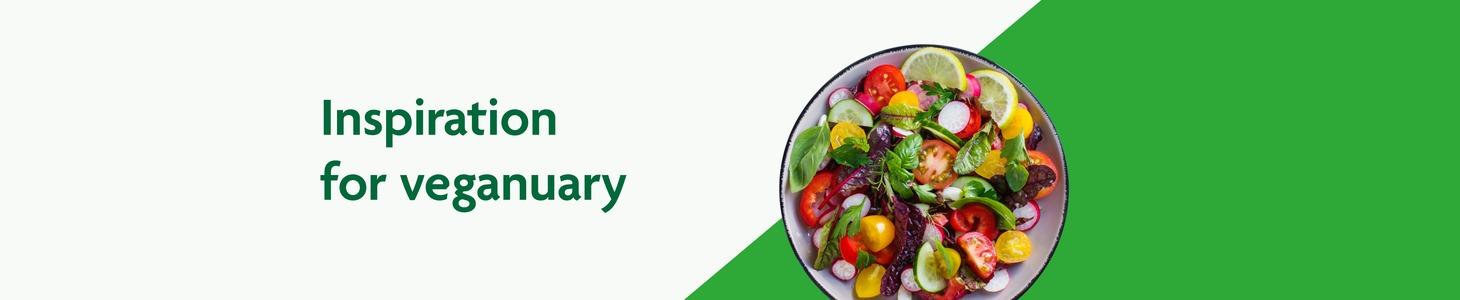 Inspiration for Veganuary