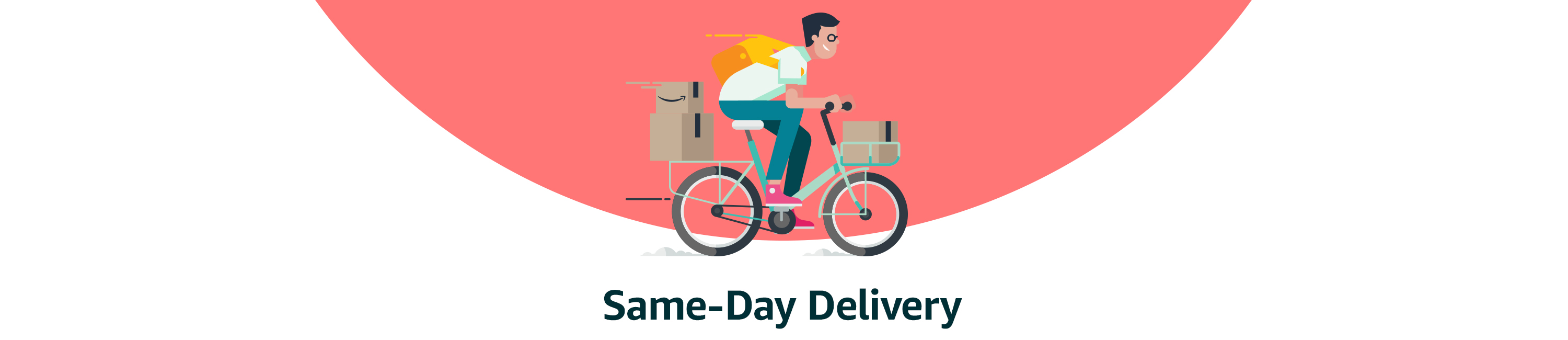Same-Day Delivery in eligible areas