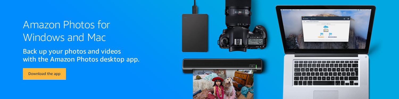 Amazon Photos for Windows and Mac