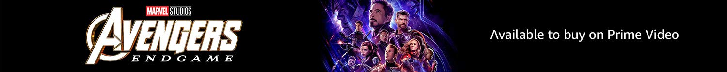 Avengers Endgame on Prime Video