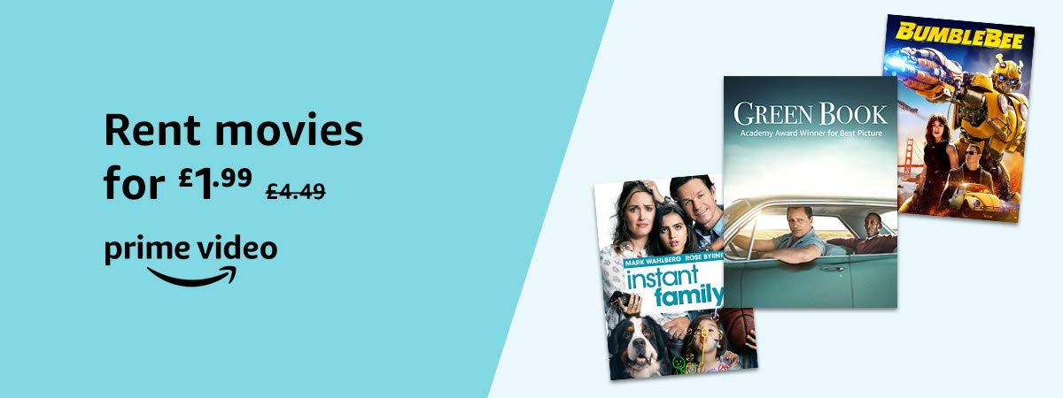 Rent movies for £1.99 - Prime Video