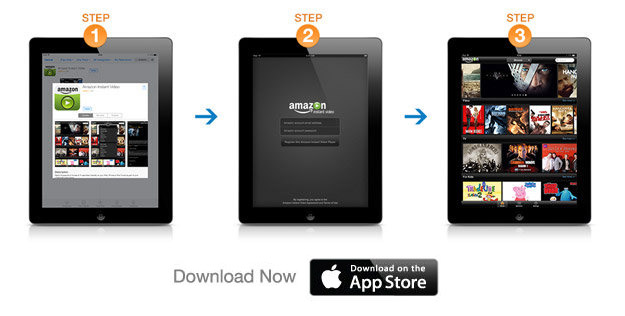 Amazon instant video on your iphone ipad and ipod touch ipadiphone ccuart