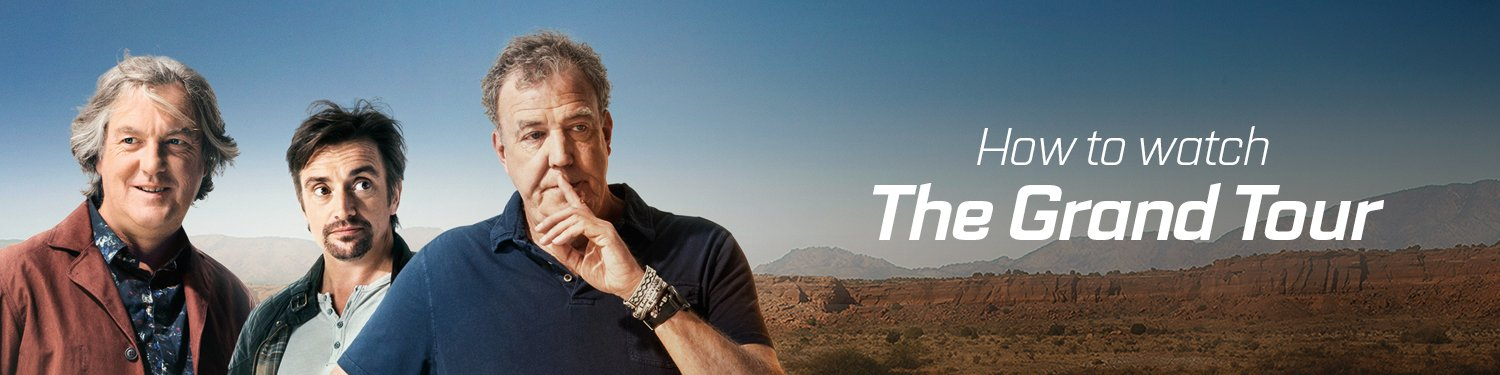 How to watch The Grand Tour