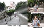 1x ultra-wide-angle