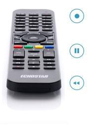Echostar Remote Control