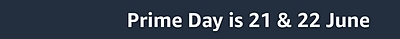 Prime Day is 21 & 22 June