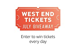 Amazon Tickets_West End Competition